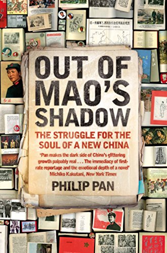 9780330451048: Out of Mao's Shadow: The Struggle for the Soul of a New China