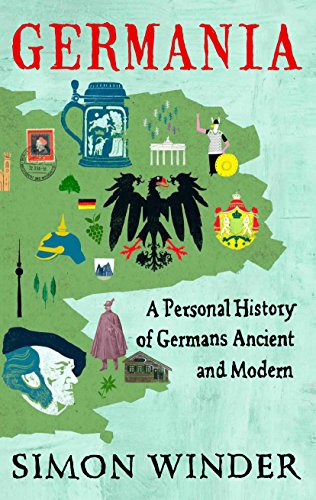9780330451390: Germania: A Personal History of Germans Ancient and Modern