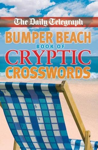 9780330451703: The Daily Telegraph Big Cryptic Bumper Beach Crosswords