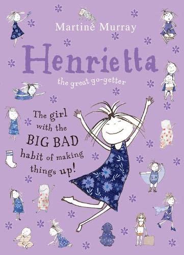 9780330451925: Henrietta (the Great Go-getter)