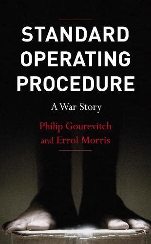 9780330452007: Standard Operating Procedure: A War Story