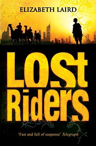 9780330452090: Lost Riders