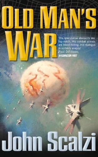 9780330452168: Old Man's War (The Old Man's War series)
