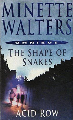 9780330452366: The Shape of Snakes: Acid Row