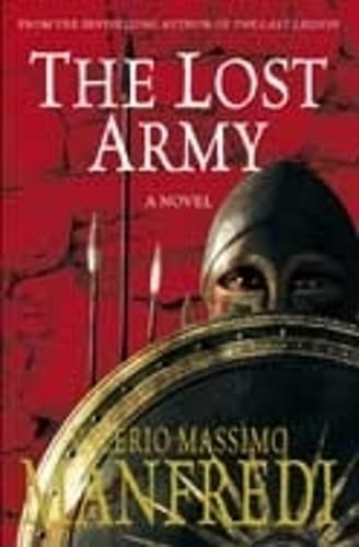 9780330452793: The Lost Army