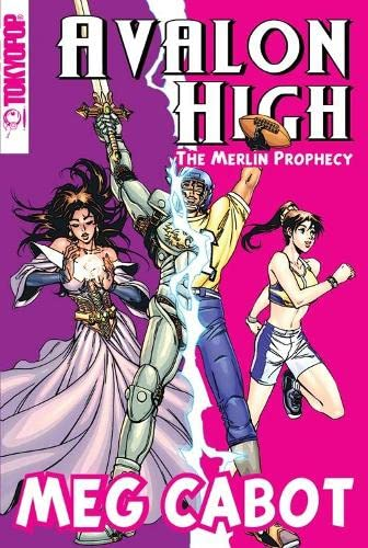 9780330453165: AVALON HIGH MANGA: THE MERLIN PROPHECY