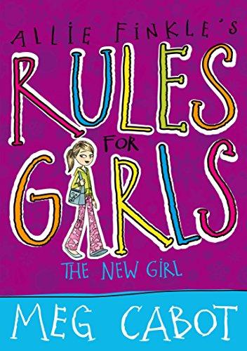 9780330453769: Allie Finkle's Rules for Girls: The New Girl