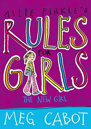 9780330453769: Allie Finkle's Rules for Girls: The New Girl