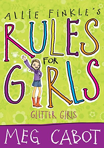 9780330453790: Allie Finkle's Rules for Girls: Glitter Girls