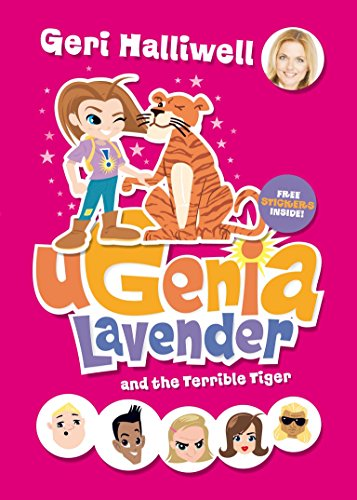 9780330454292: Ugenia Lavender and the Terrible Tiger