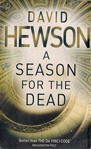 9780330454865: A Season for the Dead