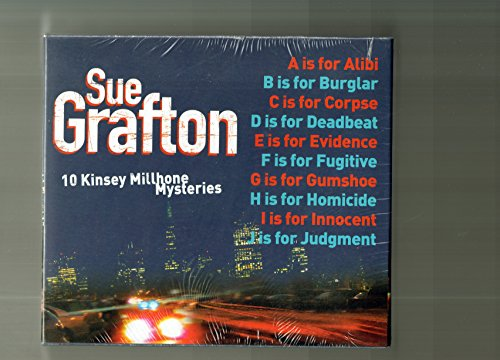 9780330455213: Ten Kinsey Millhone Mysteries (