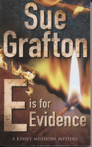 9780330455541: E Is for Evidence