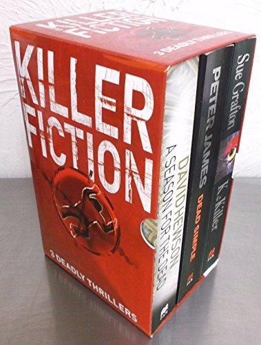 9780330457040: Killer Fiction - 3 Deadly Thrillers - box set