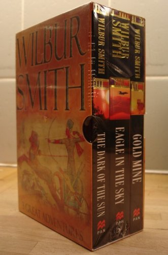 9780330457057: WILBUR SMITH 3 BOOK SPL