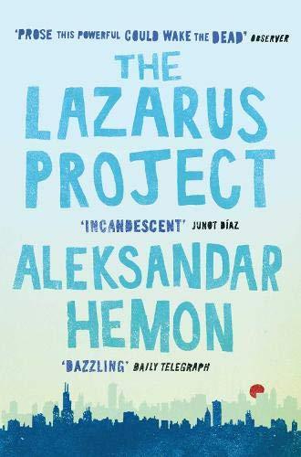 9780330458429: The Lazarus Project