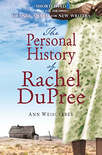 9780330458559: The Personal History of Rachel Dupree