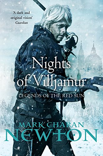 9780330461665: Nights Of Villjamur (Legends of the Red Sun)