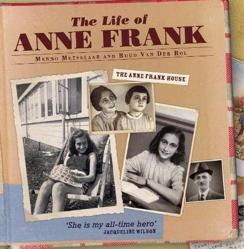 the life of anne frank Our hope for the 2018 kappy family anne frank art & writing competition is to   contact aliza tick at competition@holocaustcenterorg or 248-553-2400 x 141.