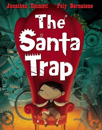 9780330468053: The Santa Trap