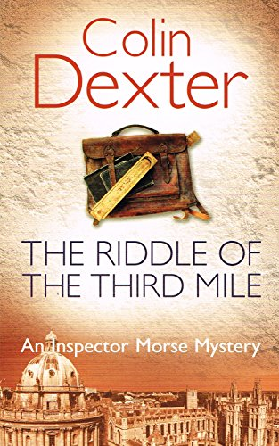 9780330479639: Riddle of Third Mile a Form Spl