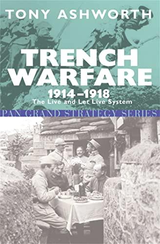 9780330480680: Trench Warfare 1914-1918