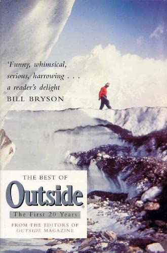 9780330480970: The Best of 'Outside : The Picador Book of Adventure