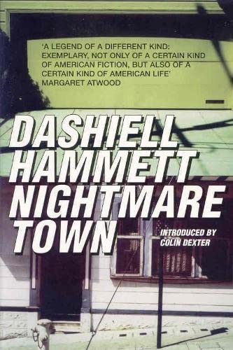 9780330481106: Nightmare Town : Stories