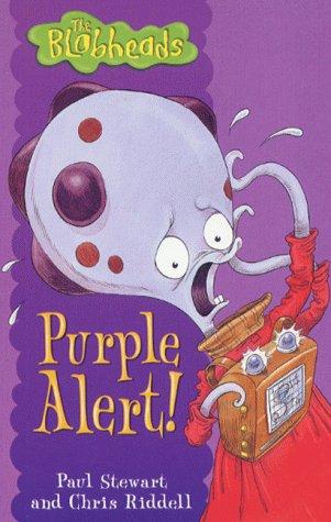Purple Alert! (Blobheads): Stewart, Paul