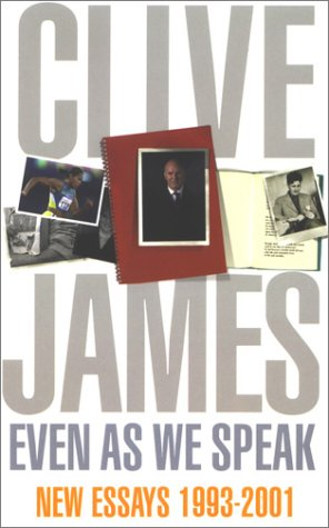 9780330481762: Even As We Speak: New Essays 1993 - 2000