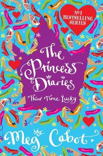 9780330482073: The Princess Diaries: Third Time Lucky
