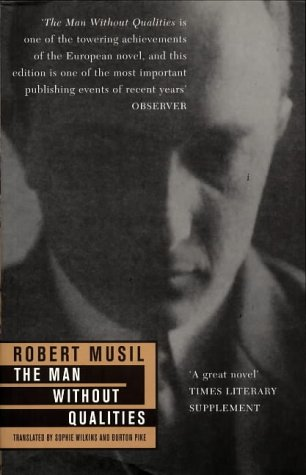 9780330482721: The Man Without Qualities: v. 2
