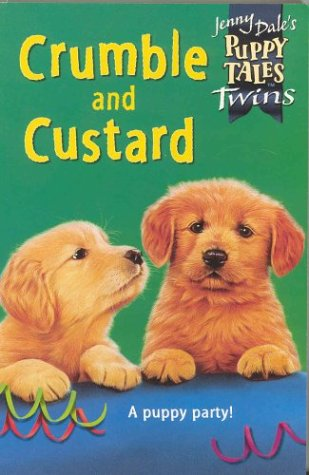 9780330484244: Twins: Crumble and Custard (Jenny Dale's Puppy Tales)