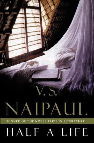 Half a Life: V S Naipaul