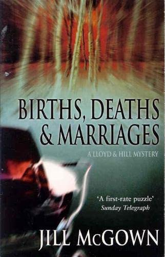 9780330485586: Births, Deaths and Marriages