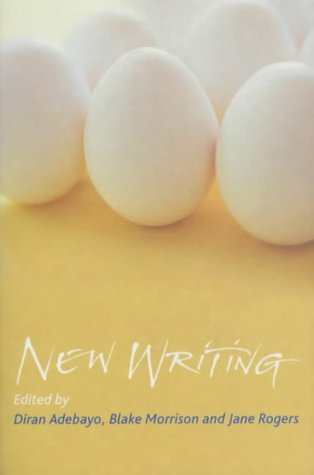 New Writing 12: Edited By Diran