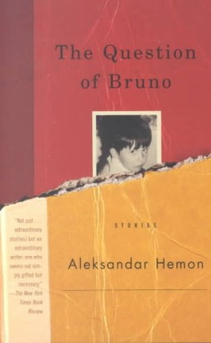 9780330486217: Question of Bruno