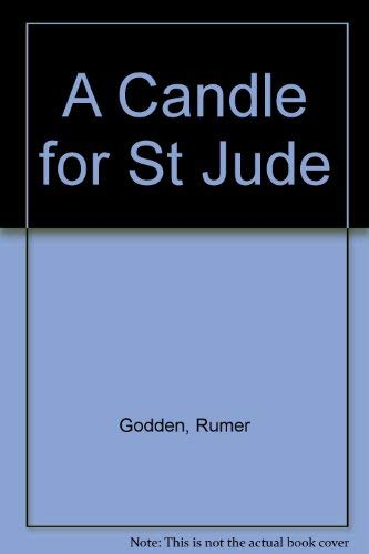 9780330487825: A Candle for St Jude