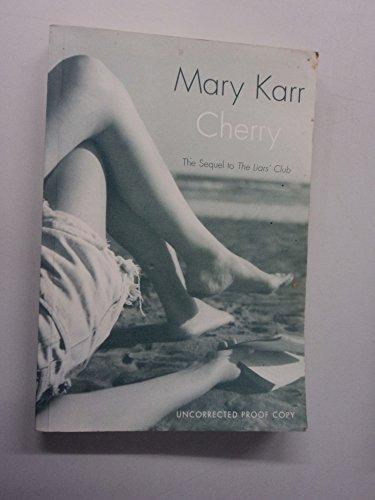 9780330488365: Cherry: A Memoir