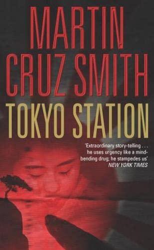 tokyo station cruz smith martin