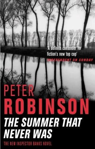 9780330489355: The Summer That Never Was: An Inspector Banks Novel (The Inspector Banks Series)
