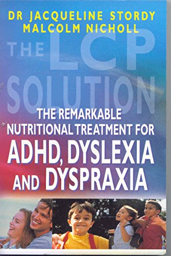 9780330489614: LCP Solution: The Remarkable Nutritional Treatment