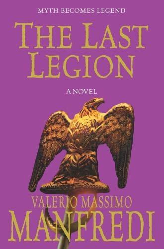 9780330489751: The Last Legion