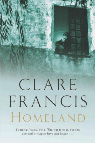 Homeland (Pb): Clare Francis