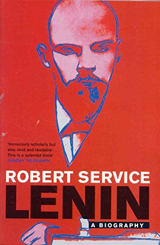 9780330491396: Lenin: A Biography