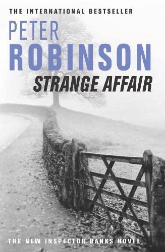 9780330491655: Strange Affair: An Inspector Banks Mystery (The Inspector Banks Series)