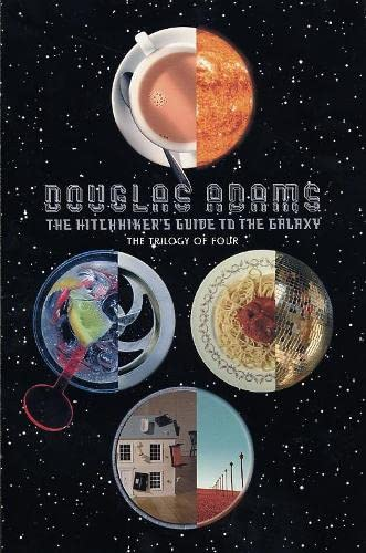 9780330492041: The Hitch Hiker's Guide to the Galaxy : A Trilogy in Four Parts