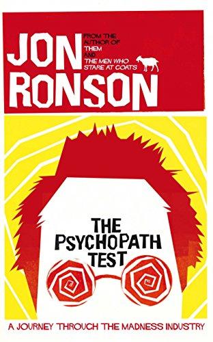 9780330492263: Psychopath Test