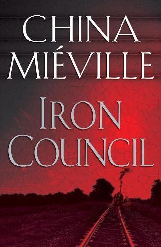9780330492522: Iron Council