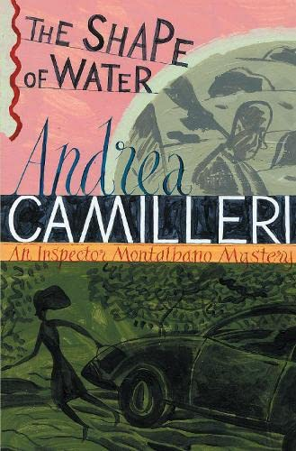 9780330492867: The Shape of Water (Inspector Montalbano Mysteries)
